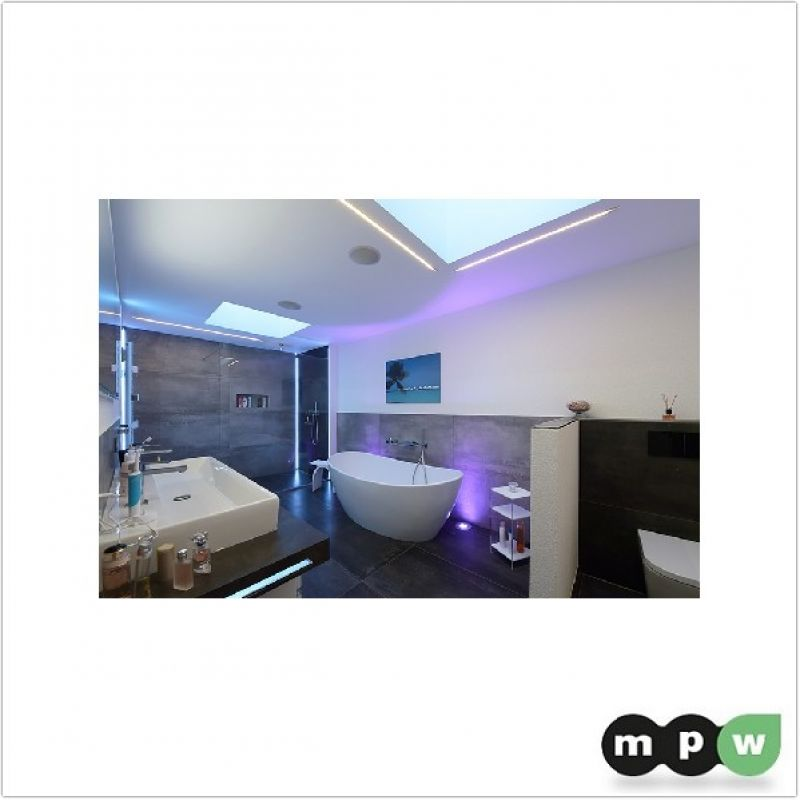 mpw trockenbau profil wand decke et 03 10 profil alu silber matt elox 1250 mm 113434. Black Bedroom Furniture Sets. Home Design Ideas